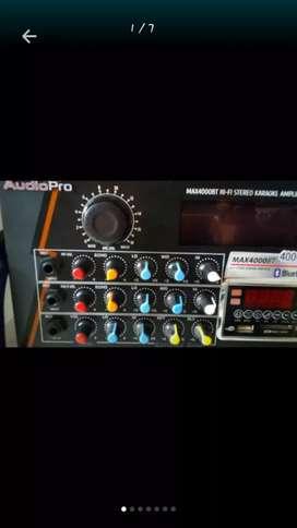 Audiopro sonido