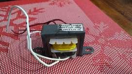 Transformador de 6.5 voltios