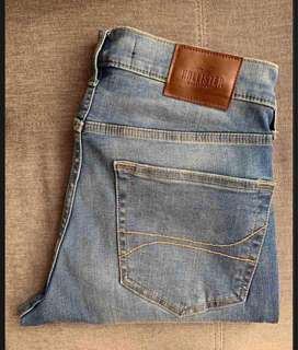 Jean marca Hollister Extreme Skinny, Talla 26