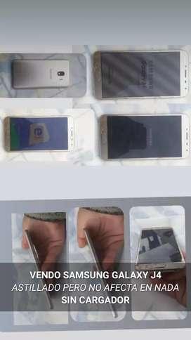Vendo celular Samsung galaxy j4