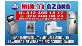 Servicio técnico  y mantenimientos