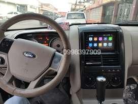 Radio con pantalla Android 7 pulgadas  Ford Explorer