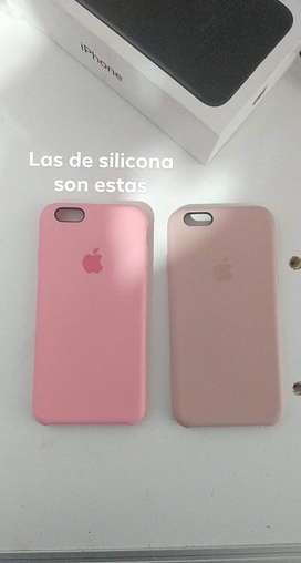 Funda iphone 6 silicona