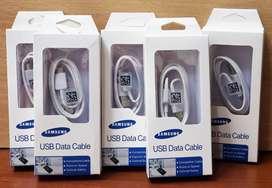 Cable de datos USB TIPO C Samsung en caja