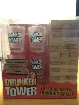 Vasos Drunken Tower