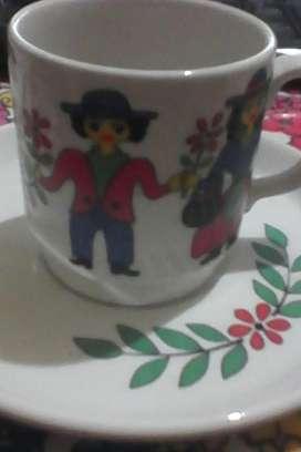 TAZAS  DE  CAFE Hatford