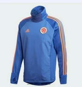 Buzo Entrenamiento Futbol. Selección Colombia