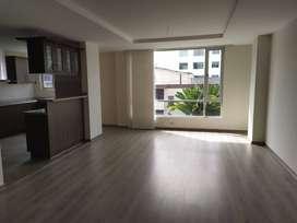 Ponciano, departamento, 122 m2, 3 habitaciones, 2 baños, 2 parqueaderos