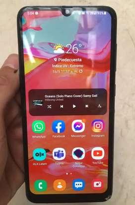 Samsung A70 (FISURADO)