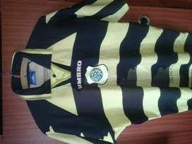 Camiseta Retro Celtic FC Umbro Original 19961997 Talle L Visitante