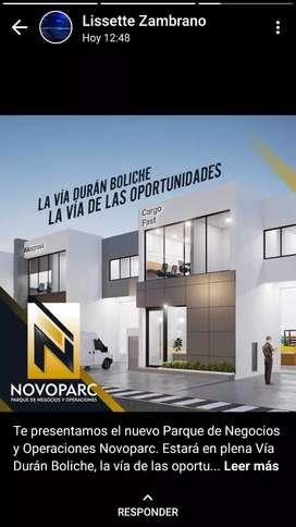 NOVOPARC, PARQUE DE NEGOCIOS Y OPERACIONES