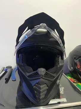 Vendo cascos LS2