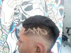 Solicitó barbero