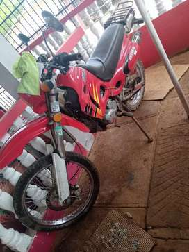Vendo moto zhongyu 600 negociable