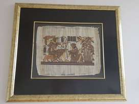 Se vende trío de papiros