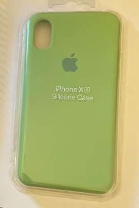 Funda Silcione Case iphone X/Xs