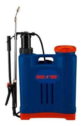 Fumigadora Pulverizadora Nebulizadora 20 litros - Discover Original Boquilla Metalica