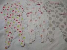 Carters pijama 3m Carters 1 Plush +3cartersLEER