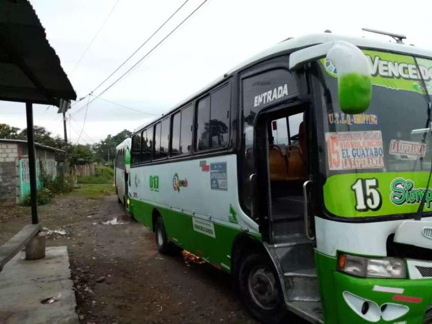 En venta bus urbano 0