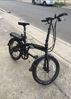 Magnifica Bicicleta Eléctrica