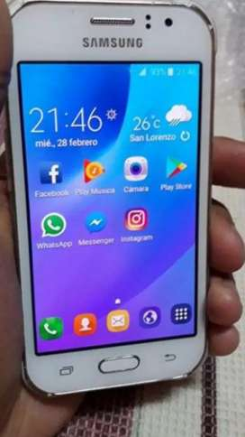 Samsung J1 ace impecable nuevito