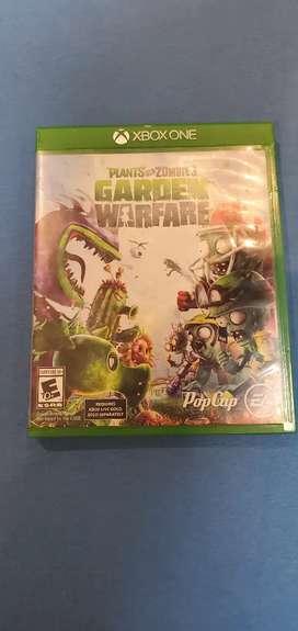 Vendo Plamts VS Zombies Garden Warfare para Xbox one