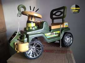 Carro de juguete montable estilo Jungla. Domicilio gratis.