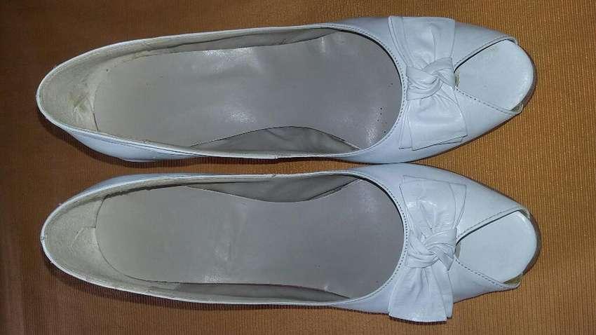Zapatos Sandalias de Cuero Num37