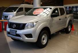 NISSAN NP300 FRONTIER DC 4WD DSL S