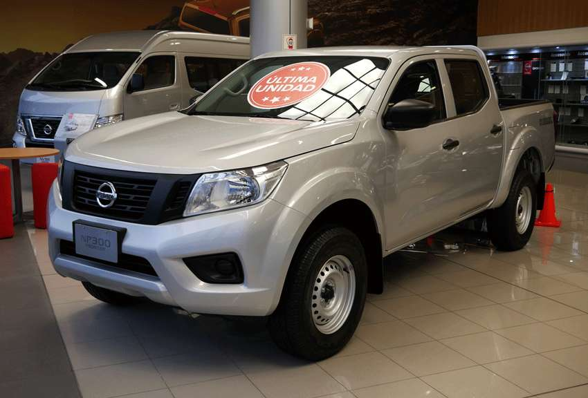 NISSAN NP300 FRONTIER DC 4WD DSL S 0