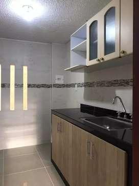 Apartamento recién renovado