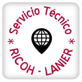 Servicio Técnico RICOH - LANIER en caba