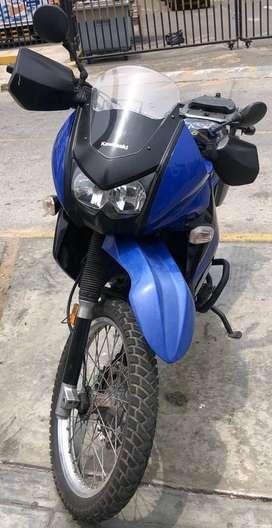 Kawasaki KLR 650 - Año 2009, Excelente Estado de conservación