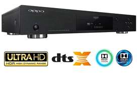 Oppo UDP 203 Multiformato Uhd 4k Sacd Bluray En Stock*!!