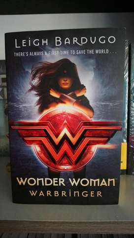 Wonder Woman Warbringer Leigh Bardugo Libro