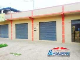 Alquiler de 2 Locales Comerciales en El Cambio