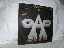 VINILO THE GAP BAND II