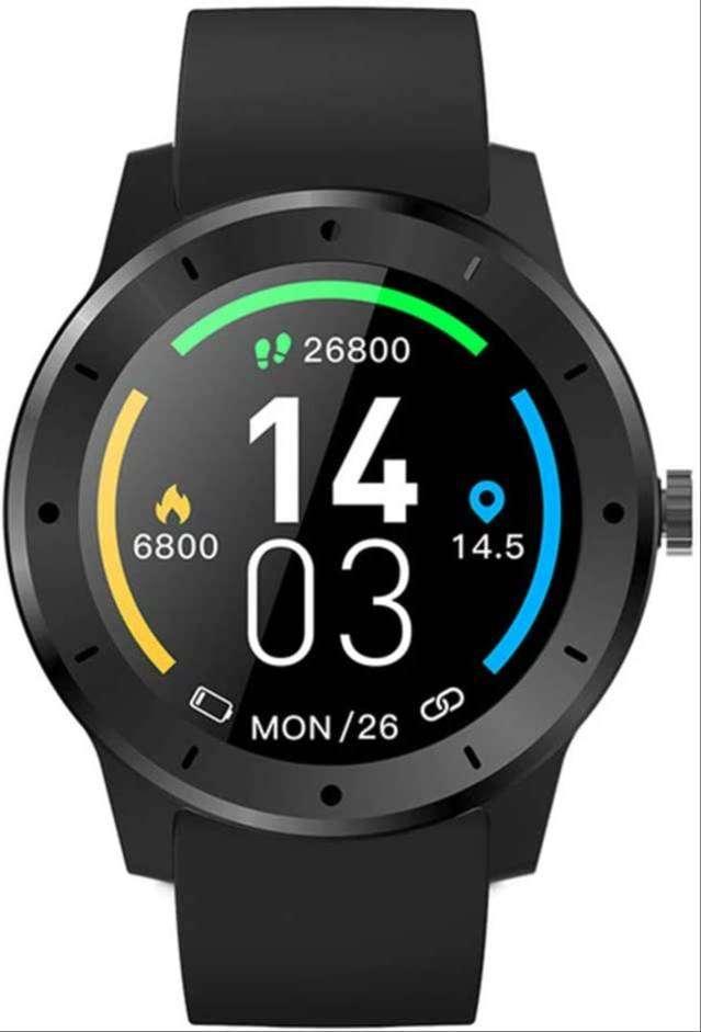 Reloj Smart Con Gps Altimetro Vs200 Frecuencia Ip67 Deporte 0