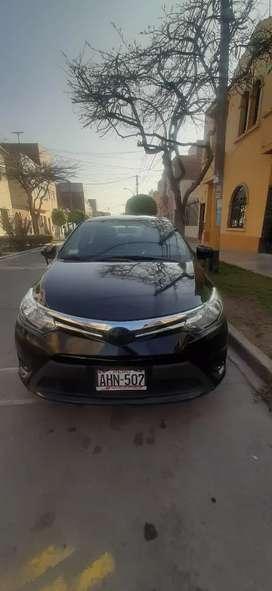 Toyota yaris 2015 Gnv cancelado