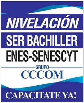 SER BACHILLER SENESCYT ESPOL 2020