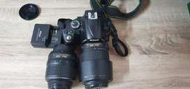Vendo Camara Nikon D5000