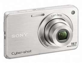 Vendo Cámara Sony CyberShot 14,1mp