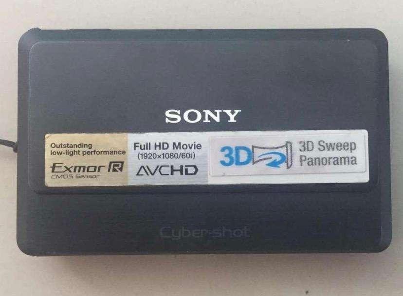 Camara Digital Sony CyberShot DscTx9