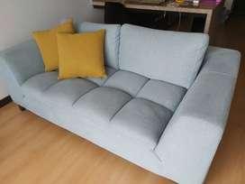 No tengas más días grises con este Sofá