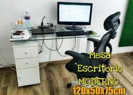 Mesa Escritorio Computadora Hogar Oficina Teletrabajo