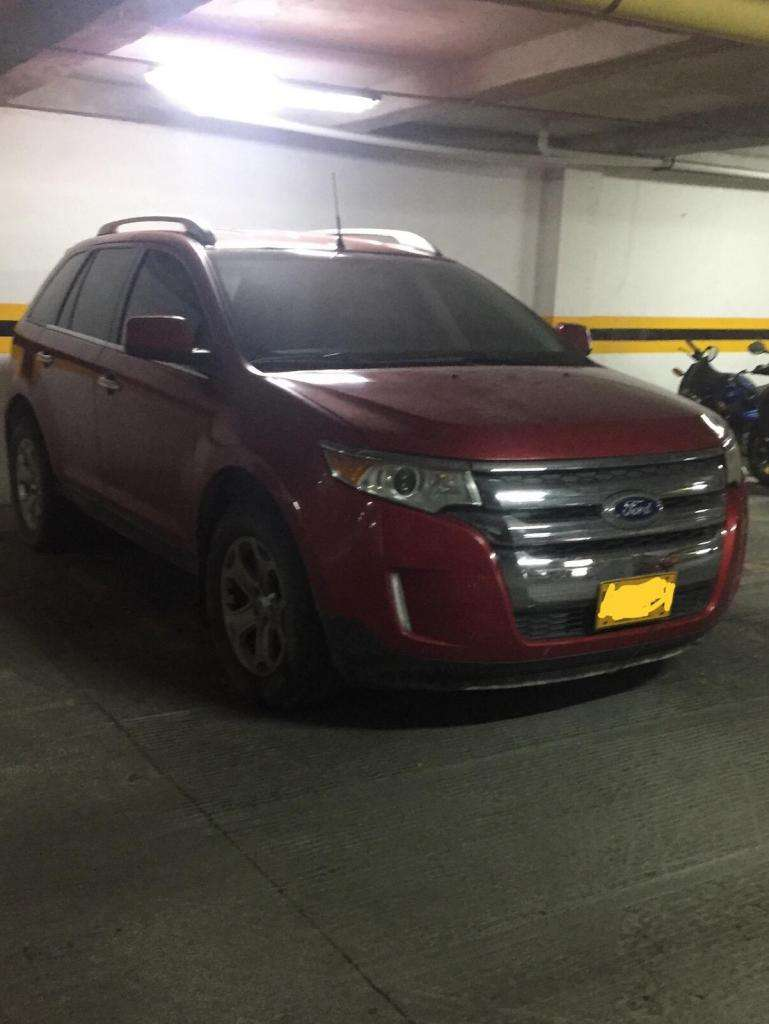 Ford Edge Se Modelo 2011 Auto M 3500 0