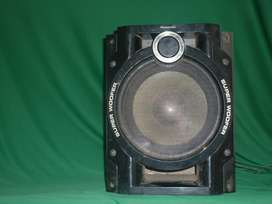 vendo woofer panasonic