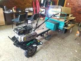 motoazada toyama de 7hp gasolina ideal para terreno inclinado AGROGER