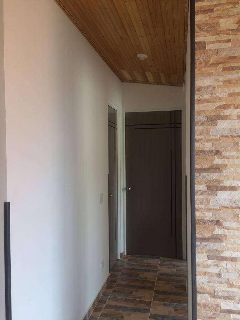 Apto totalmente terminado, nuevo ubicado con vistas a la naturaleza en un sexto piso con vista al parque del conjunto 0