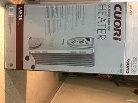 Calentador/ Heater Nuevo